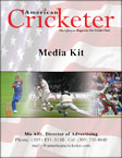 American Crickter Media Kit